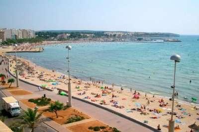 Пляж Льюкмайор
