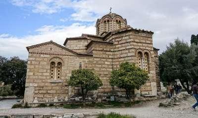 Храм Святых Апостолов в Древней Агоре