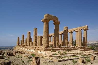 Храм Юноны