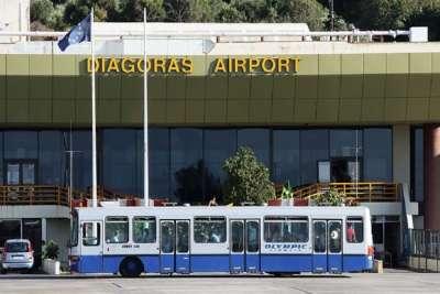 Общественный транспорт Родоса