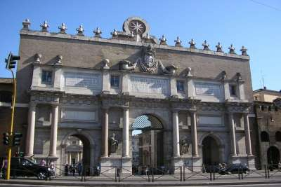 Porta del Popolо