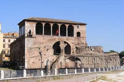 Дом Рыцарей Родоса на форуме Августа