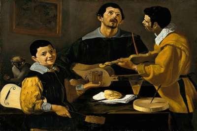 Картина Веласкеса
