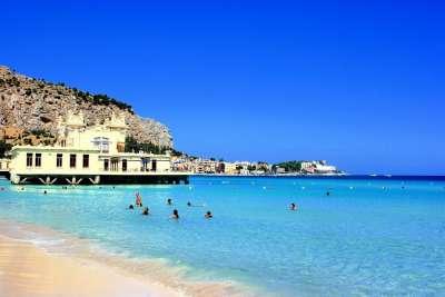 Пляж Изола делле Феммине