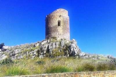 Руины средневековых башен
