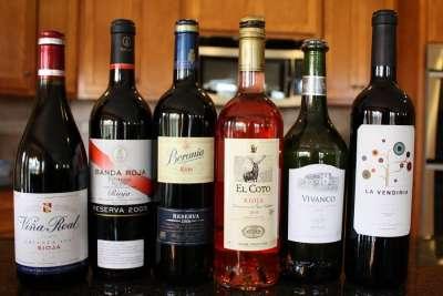 Вино Риоха