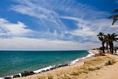 Пляж Коста-Брава