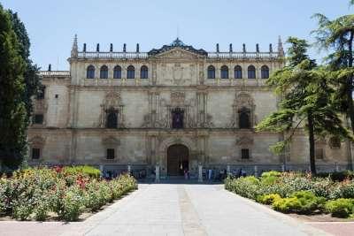 Алькала-де-Энарес - родной город Сервантеса