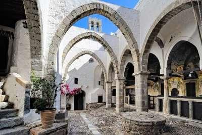Достопримечательности монастыря