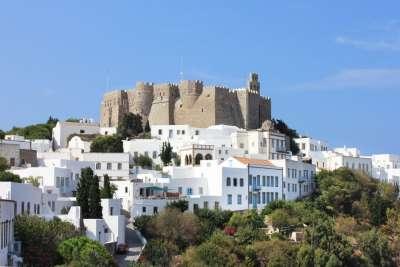 Монастырь-крепость Святого Иоанна
