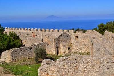 Крепость Торнеси