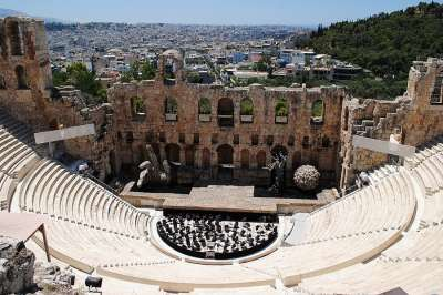 Theater of Herod Attica