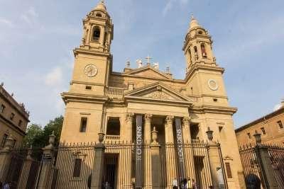 Кафедральный собор Памплоны