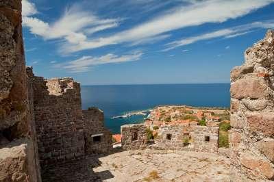 Крепость Митимны