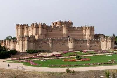 Замок в Сеговии