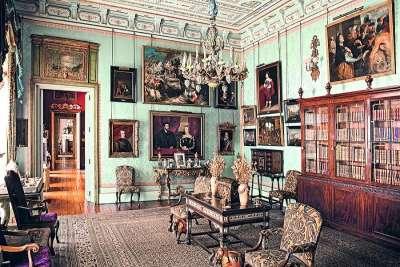 Комната во дворце