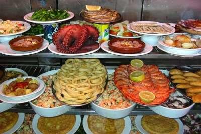 Кухня Мадрида