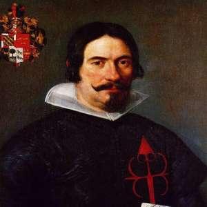Веласкес в титуле рыцаря