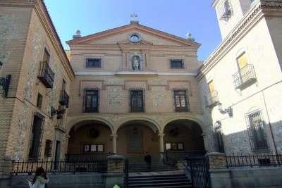 Церковь Сан-Хинес