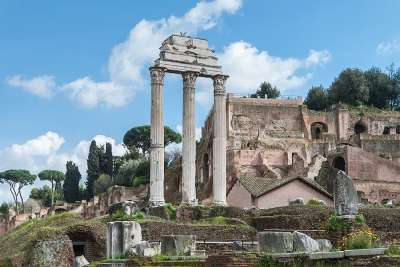 Храм Кастора и Поллукса