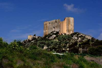 Замок в Джеле