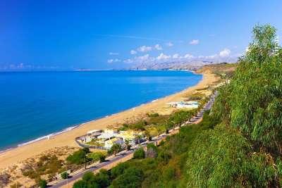 Пляжи Джелы