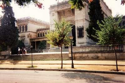 Дворец Дон-Жуана