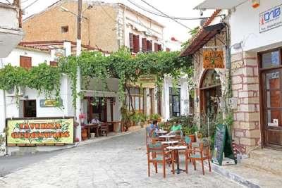Деревня Панормос