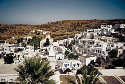 Деревня Пирос