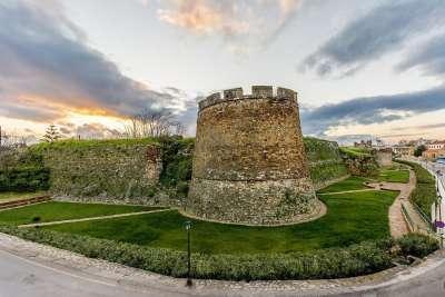 Крепость Кастро