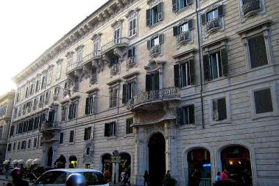 Палаццо Дориа-Памфили