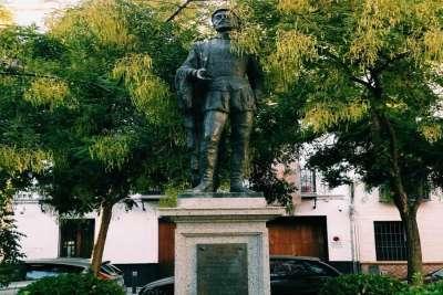 Памятник Дон-Жуану