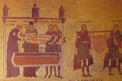 Похищение мощей Святого Марка