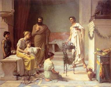 Быт древних римлян реферат 7518
