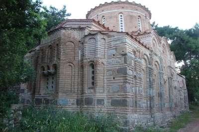 Церковь Панагии Крина