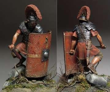 Экипировка древнеримского воина