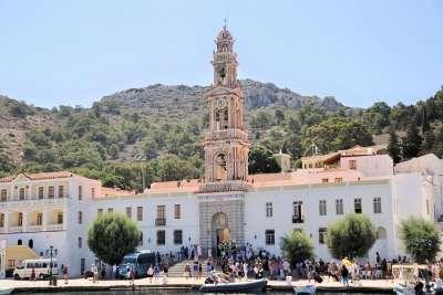 Монастырь Панормитис