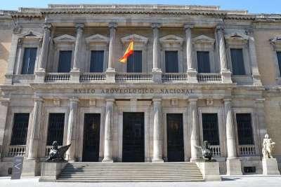 Национальный археологический музей в Мадриде