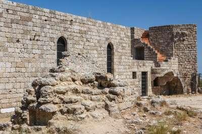 Раскопки города Ялис