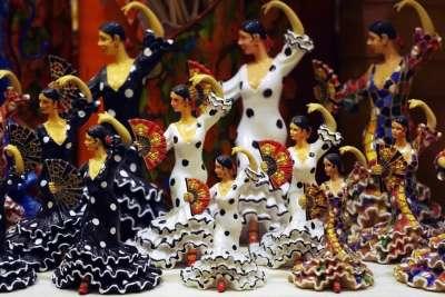 Сувениры из Мадрида