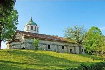 Болгария. Храм Святого Николая в Елене