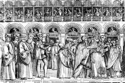 Венециансий Дож и Совет Десяти