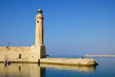 Венецианский порт и маяк
