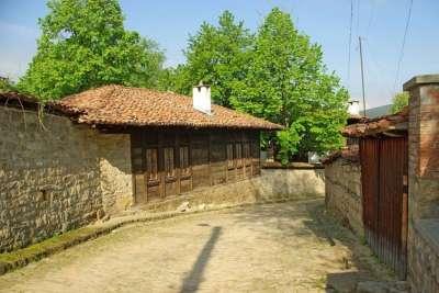 Город Елена. Болгария