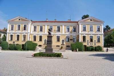 Город Котел. Болгария
