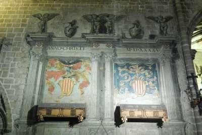 Гробница Графов Барселоны