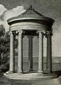 Как выглядил храм Ромы и Августа