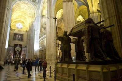 Могила Христофора Колумба
