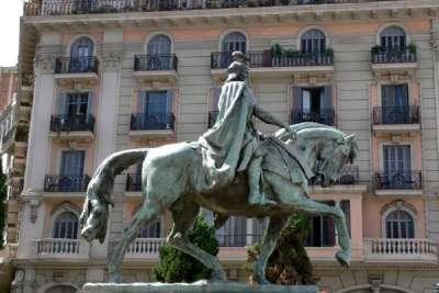 Памятник Рамону Беренгеру