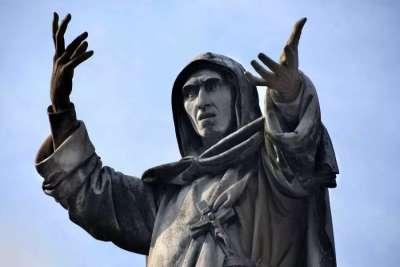 Памятник Савонароле